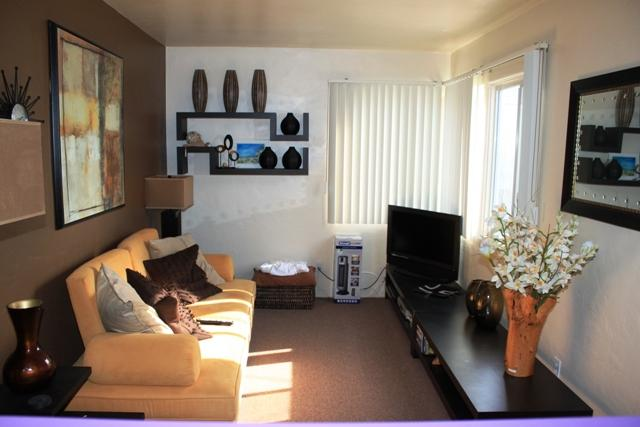 Living Room -  - Pacific Strand 1 - San Diego - rentals