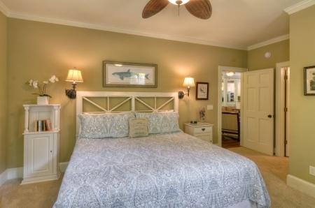 Master  - The Heron Cottage - Saint Simons Island - rentals