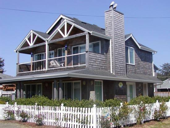 Ocean Spray House - Image 1 - Cannon Beach - rentals