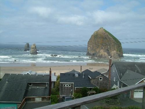 Haystack Vista Cottage - Image 1 - Cannon Beach - rentals