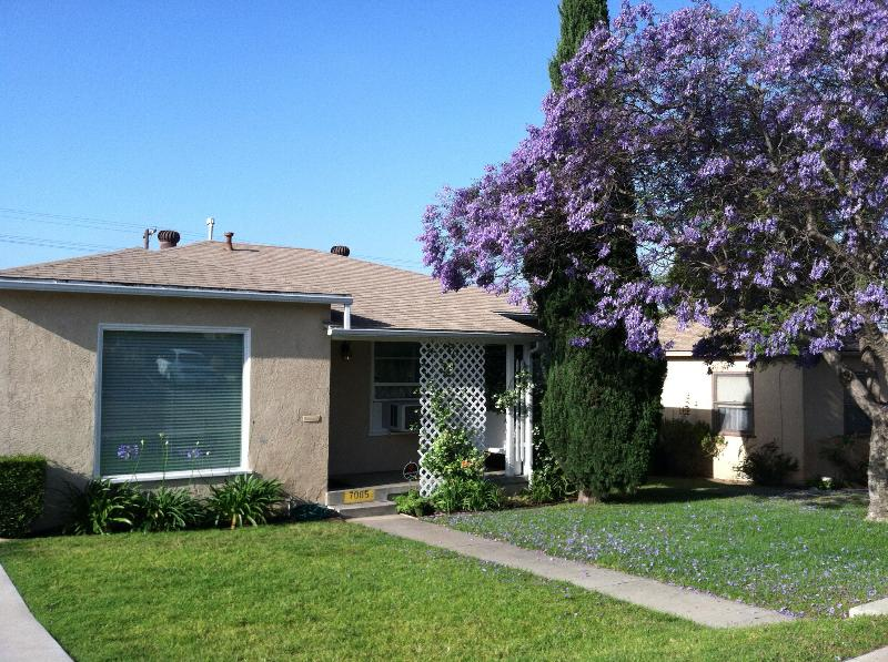 Front of Home - The Carroll House - San Diego - rentals