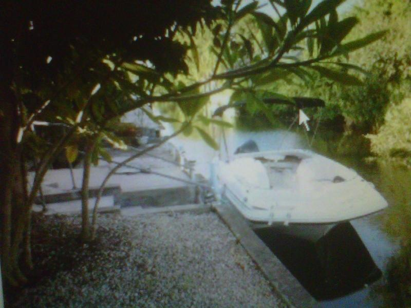 A boat in your back yard - Beautiful Bonita Springs Canal Location - Bonita Springs - rentals
