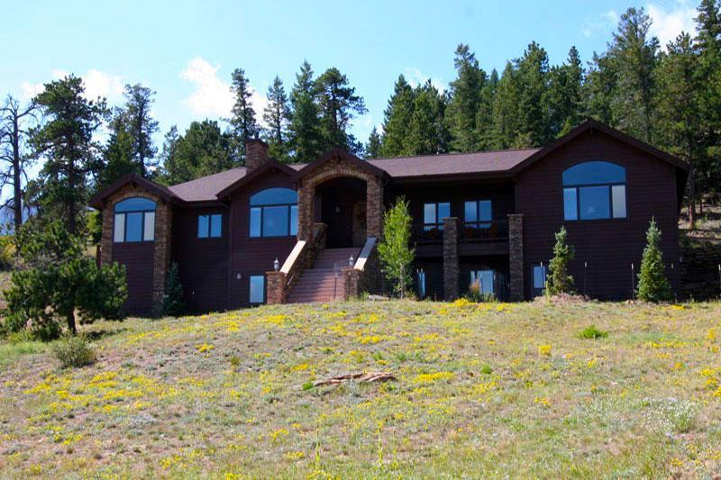 Bear Ridge Retreat - Bear Ridge Retreat - a Luxury Mountain Home - Estes Park - rentals