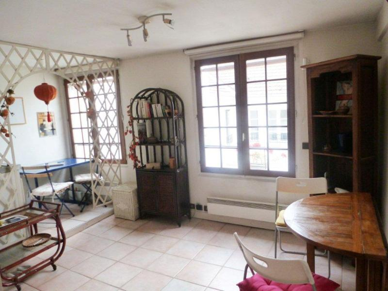 Living room - Lovely One Bedroom Paris Saint Germain  Rue de Buci - 6th Arrondissement Luxembourg - rentals