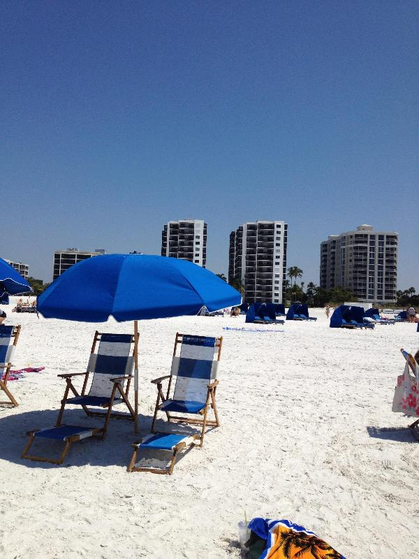 Realtor Owned Island Winds Luxury Beach Condo - Image 1 - Fort Myers Beach - rentals