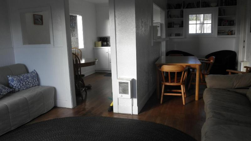 Living Area - Yachats,Oceanview,Direct Sandy Beach access - Yachats - rentals