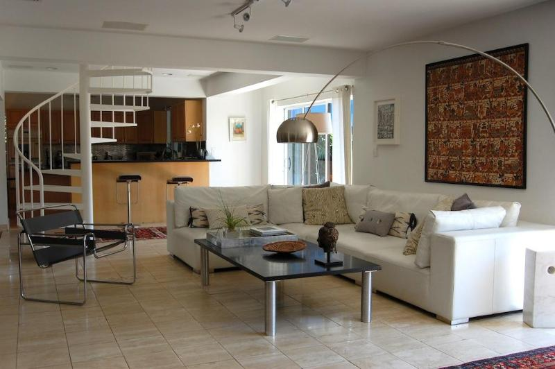Living room - Key Biscayne family friendly vacation rental 4/3 - Key Biscayne - rentals
