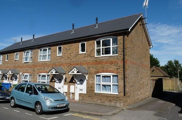 Front view of the house - Two bedroom terrace house no. 4 - Sittingbourne - rentals