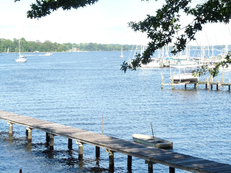 View of the Magothy River - Waterfront Property close to Annapolis and the the Naval Academy! - Annapolis - rentals