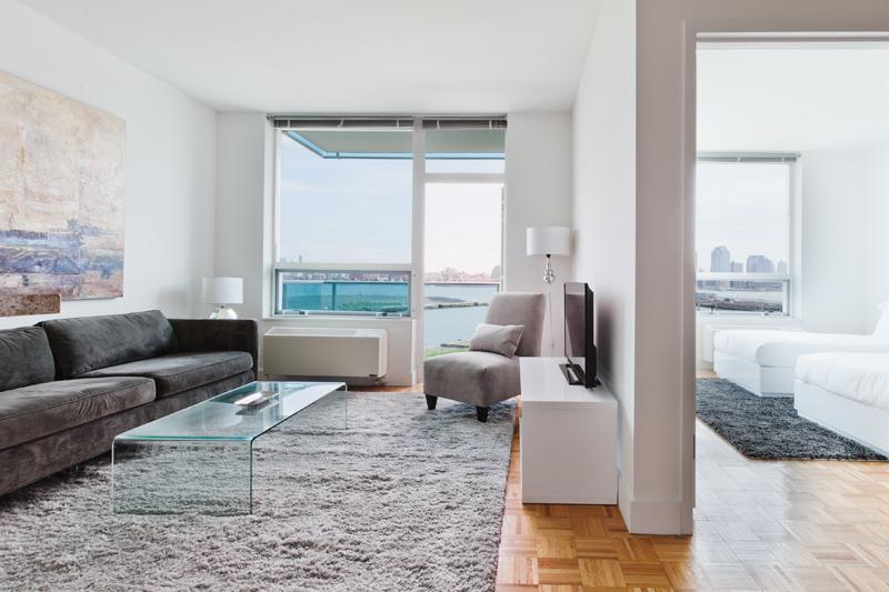 Sky City at Newport Blue- 3 bedroom with Manhattan views ! - Image 1 - Jersey City - rentals