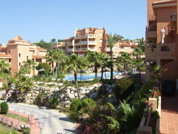 Balcony View - Beautiful holiday apartment for rent in Marbella - Marbella - rentals