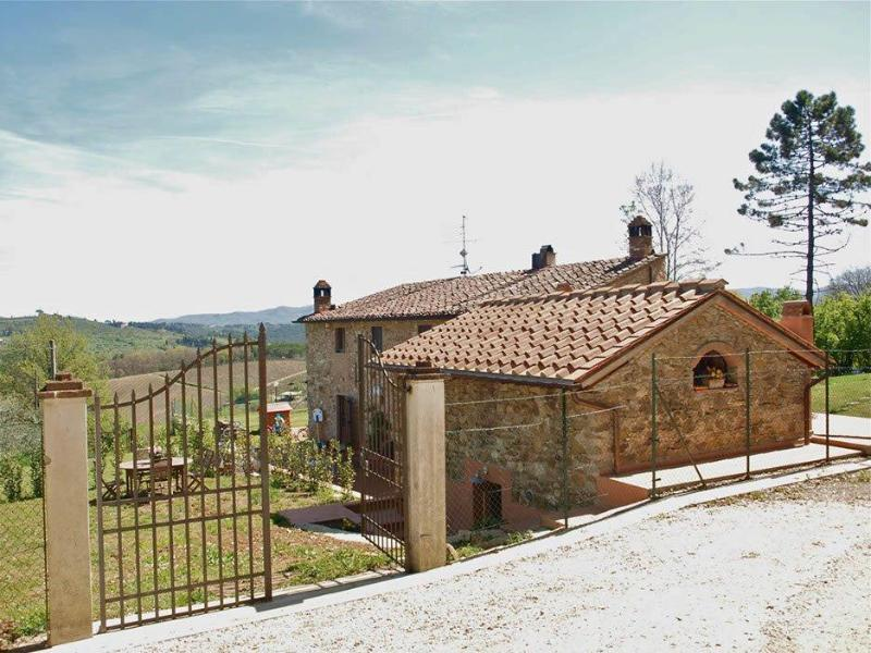 The Hayloft  - Quaint, cozy hayloft in Chianti Tuscany - San Casciano in Val di Pesa - rentals