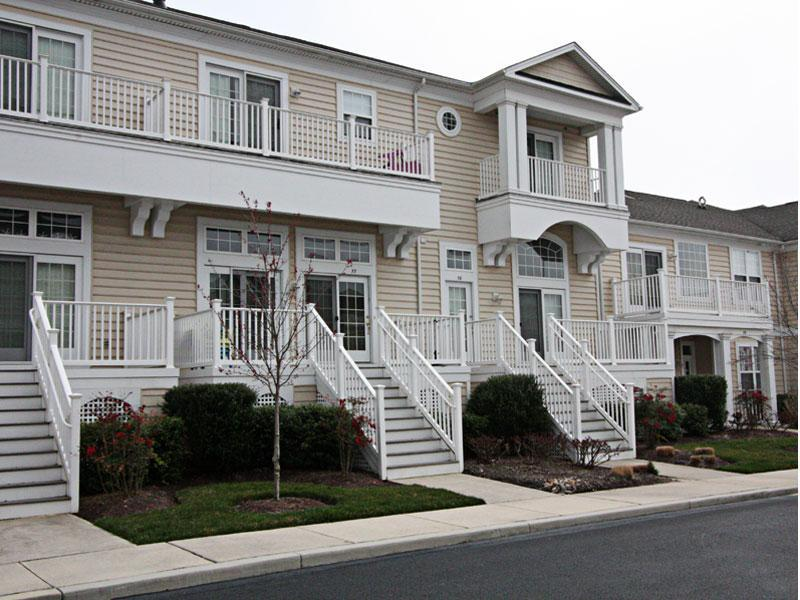 Exterior - Gold 3BR Townhome in Bayside at Bethany Lakes - Bethany Beach - rentals