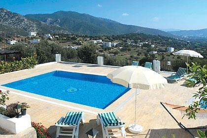 Private Pool with Panoramic Views - 5 Bedroom Secluded Villa, Own Pool,Ortakent,Bodrum - Mugla - rentals