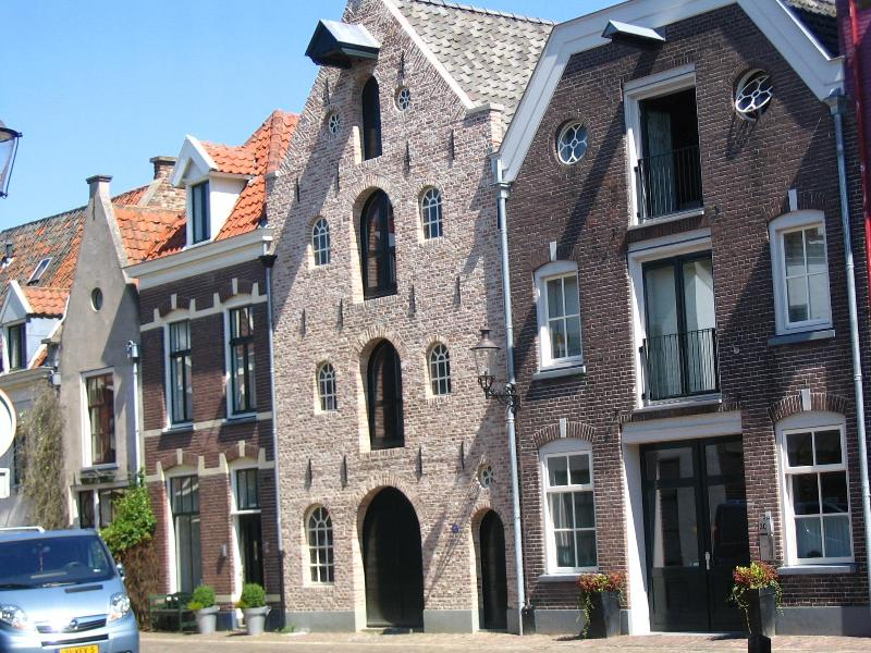 The old Koffie warehouse - B&B Het Koffiepakhuys in historical Deventer - Deventer - rentals