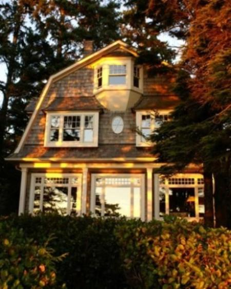 BriMar Bed and Breakfast - from the beach - BriMar Bed and Breakfast - Tofino - rentals