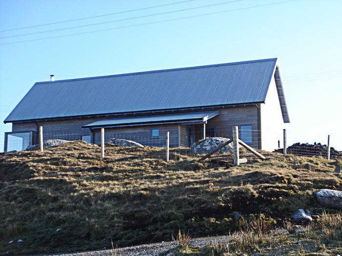 An Taigh Fiodh - Image 1 - North Uist - rentals