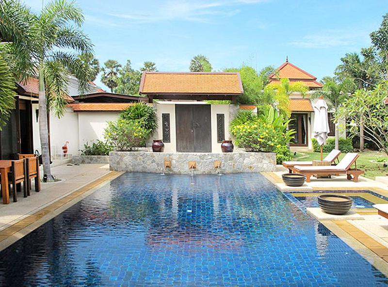 Luxury 4 Bedroom Pool Villa, Laguna Phuket - Image 1 - Bang Tao - rentals