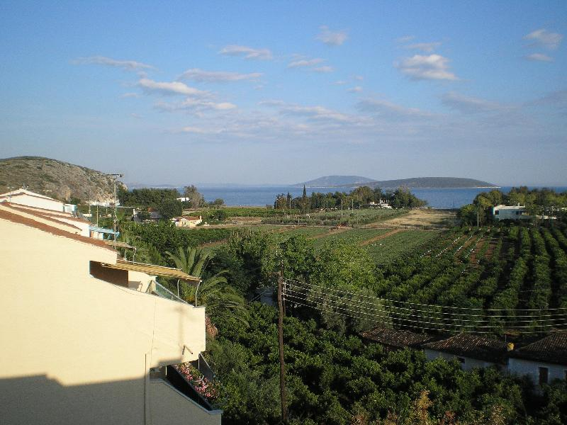 Christina Apartment,sea view, minutes from beach - Image 1 - Nafplio - rentals