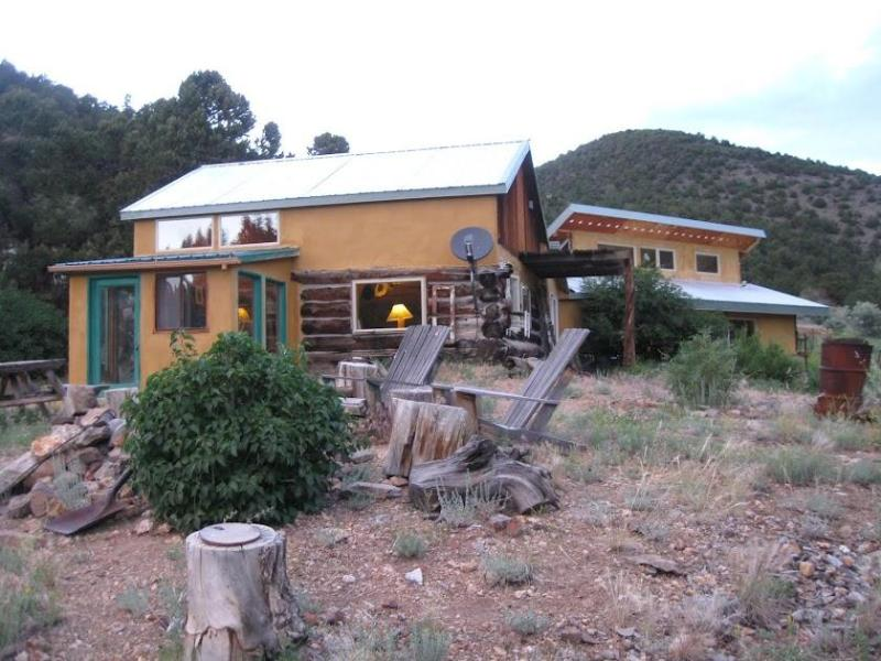 Peaceful quite Off the Grid Home on 70 Acres. ahh - Image 1 - Salida - rentals