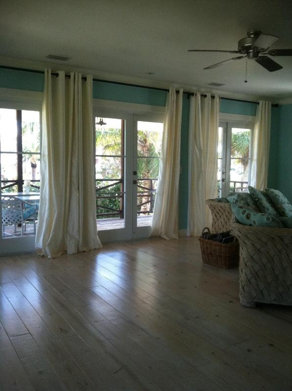 Upstairs Living Room - Luxury Beach House in Vero Beach, FL - Vero Beach - rentals