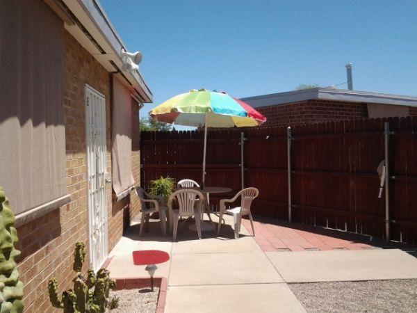 Affordable CLEAN Extended Stay Cottage near U of A - Image 1 - Tucson - rentals