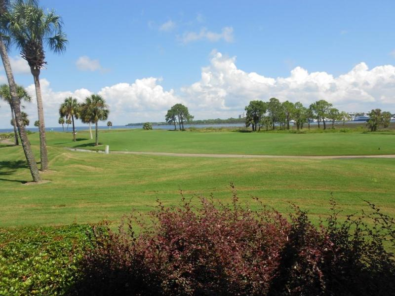 View from Deck - 2/2 Bayview- Tram now available to our guests! - Sandestin - rentals