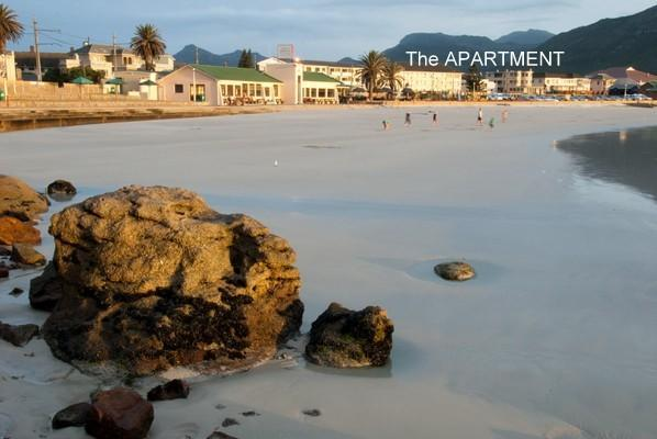Location - Beachfront 2 bedroomed apartment in Fish Hoek - Fish Hoek - rentals