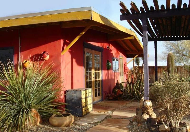 A Work of Art Inside and Out - True World Bungalow, A Work of Art Inside and Out - Joshua Tree - rentals