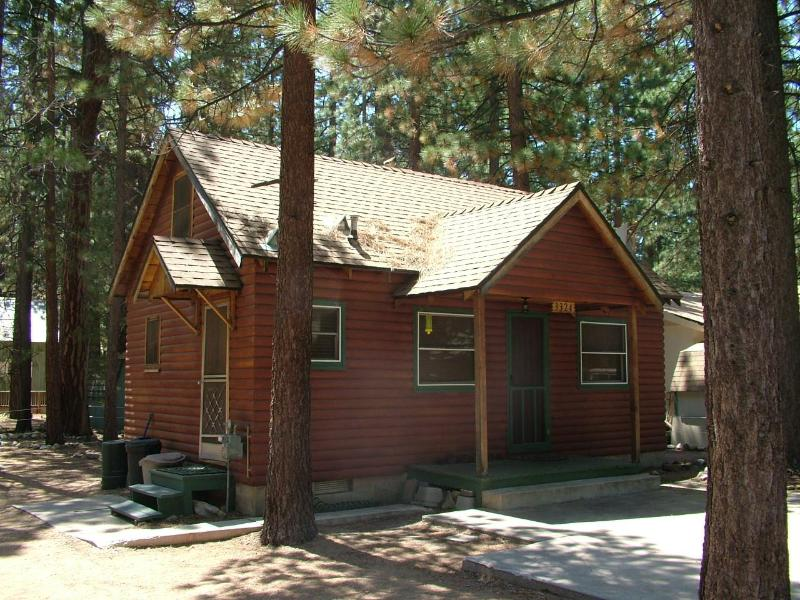 Pine Haven - a cozy log cabin for people and their dogs!  - Pine Haven - knotty pine cabin and pet friendly! - South Lake Tahoe - rentals