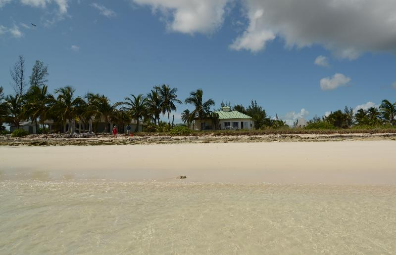House from Water - Pelican Point Beach House - Grand Bahama - rentals
