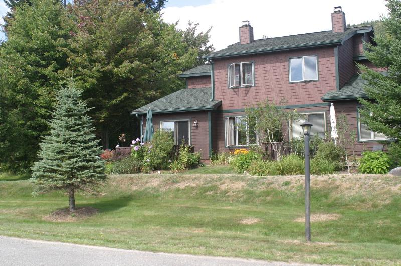 Townhouse view - Whiteface Club and Resort Townhouse - Lake Placid - rentals