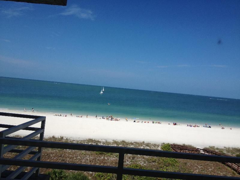the view - Somerset 2 bed / 2 bath beautiful updated unit - Marco Island - rentals