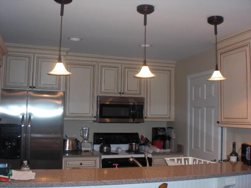Renovated and fully equipped kitchen granite - 5* King Bed/2 Queen,2 Bikes, Renovated,Pool, Beach - Wild Dunes - rentals