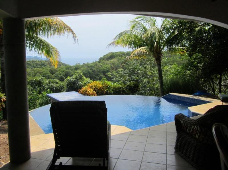 Pacific Ocean View 3 Bedroom/3 Bath Home w/Pool - Image 1 - Playa Hermosa - rentals