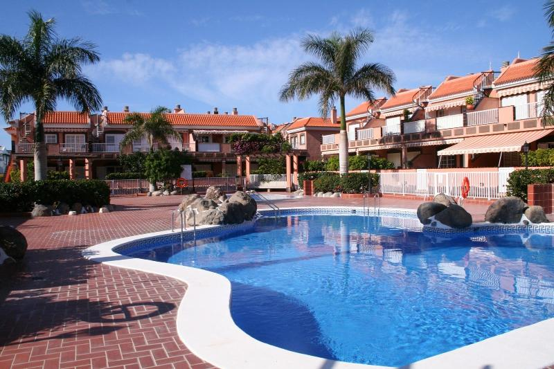 Piscina - Luxury Apartment by the sea in Tenerife South - Costa del Silencio - rentals