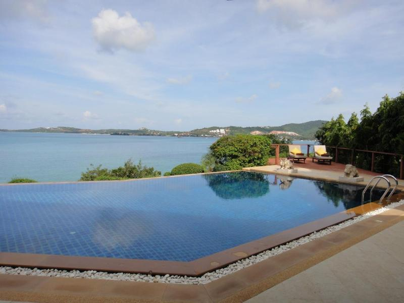 3 bedroom amazing sea view villa with private pool - Image 1 - Koh Samui - rentals