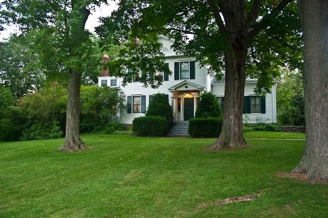 Beckwith Mansion - Beckwith Mansion and Estate - Palmyra - rentals