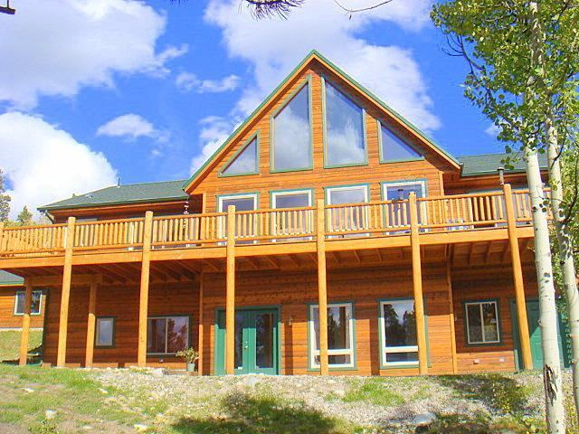 Ground apartment--easy access on one level - Haus Edelweiss 1 Bedroom Apartment, Mountain Views - Fairplay - rentals