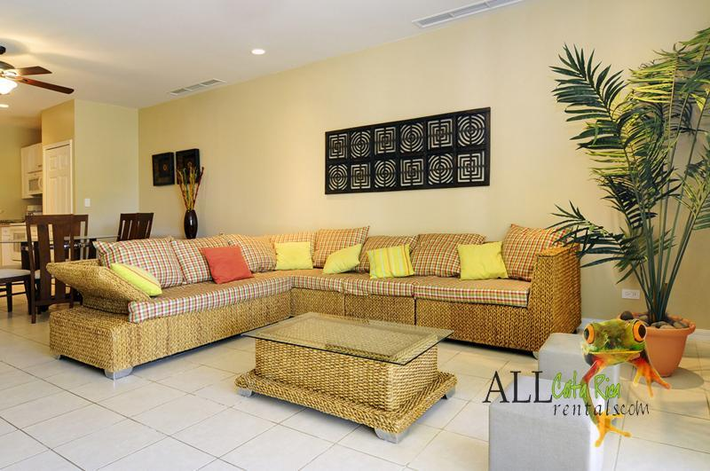 Pacifico 2 bedroom condo - Image 1 - Playas del Coco - rentals