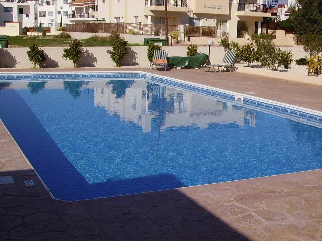 1 bed Ground Floor Apartment, Kato Paphos, Paphos - Image 1 - Paphos - rentals