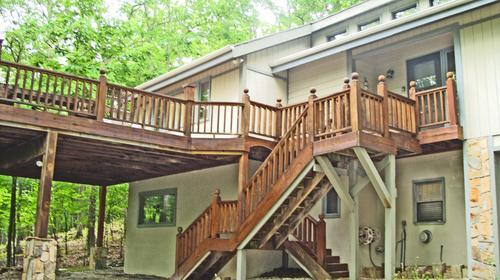 Very Nice 3 Bed, 3.5 Bath Beech Mtn. Home - Image 1 - Beech Mountain - rentals