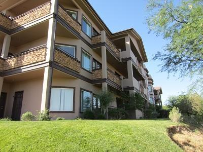 Front View of Condo Building - 2 Bd Condo at Wolf Creek Golf Course, Mesquite NV - Mesquite - rentals