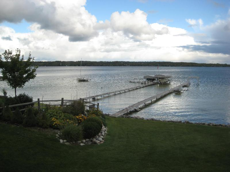 lake views from home - breathtaking lake views from every room - Cedar - rentals
