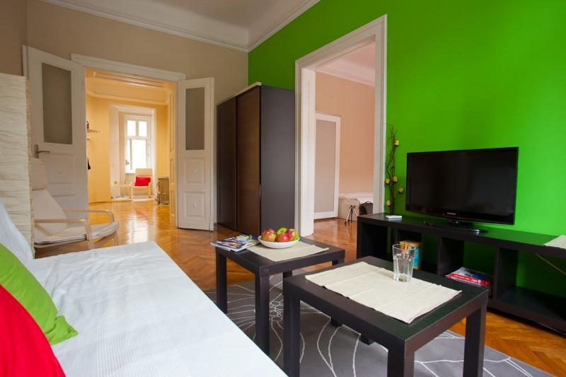 EXCELLENT APARTMENT IN THE CENTER - Image 1 - Belgrade - rentals