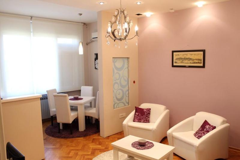 MODERN APARTMENT IN NICE AREA IN THE CENTER - Image 1 - Belgrade - rentals