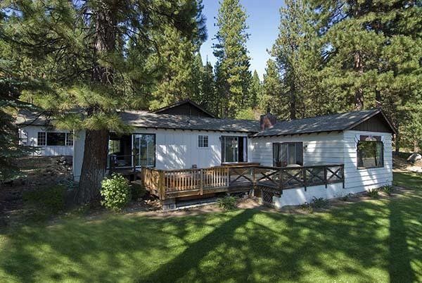Large Incline Village home with three family rooms - Image 1 - Incline Village - rentals