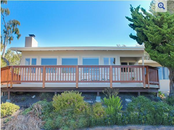 Wonderful & Serene Cambria 3 BDRM Ocean View Home - Image 1 - Cambria - rentals