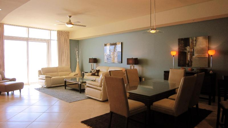 Dining & Living Area - Turquoise Place - C506, 3BR - Orange Beach - rentals