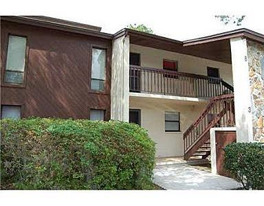 Outside Front of the Condo M3 - Spacious Ground Floor 2/2 Condo Pool HotTub Golf - Palm Harbor - rentals